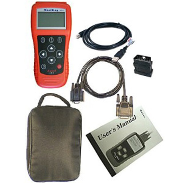 hot sale new Fault Code Reader EU702 OBD2 Diagnostic Scanner Car Engine ABS for BMW Benz