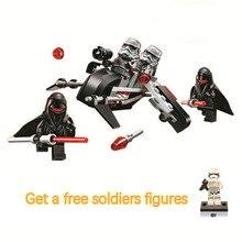 Bela Kompatibilis Legoe Star Wars Space Wars 10366 Királyi hadsereg Imperial Troop Transport Építőelemek Tégla Játékok