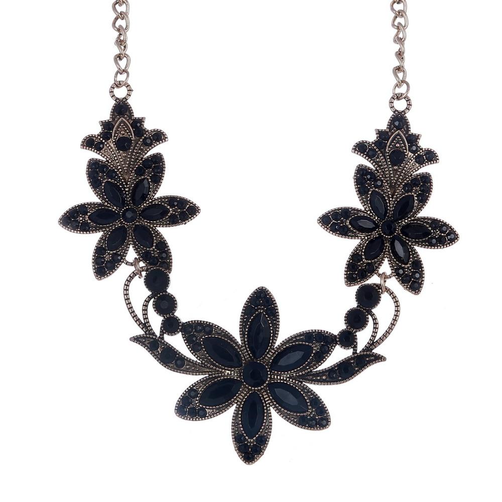 19 Fashion Designer Chain Choker Statement Necklace Women Necklace Bib Necklaces & Pendants Gold Silver Chain Vintage Jewelry 20