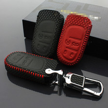 Key Cover for jeep Renegade Patriot Cherokee Wrangler Grand Cherokee Compass 2014 2015 2016 2017 G3 Free shipping все цены