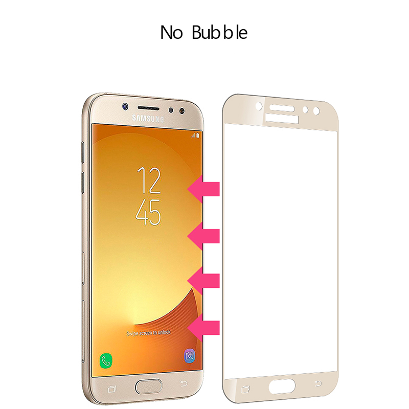 Samsung-galaxy-A5-2017-screen-protector-samsung-J7-PRO-A6-A8-PLUS-glass-on-samsung-J4 (2)