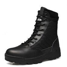 2017 Winter Armee Stiefel männer Militärischer Wüste Boot Schuhe Herbst Atmungsaktiv Snow Stiefeletten Botas Tacticos Zapatos