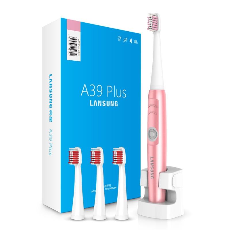 Electric Toothbrush electrical toothbrush electrical tooth brush lansung Ultrasonic Sonic Tooth Brush Teeth Brush A39Plus