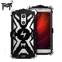 Fashion Simon for xiaomi redmi pro Shockproof Metal Thor Ironman Protect Cases for redmi pro Phone Cover Case