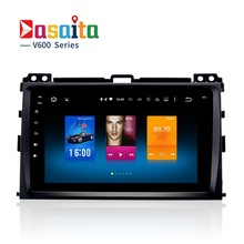 Car 2 din android GPS Navi for Toyota Prado 120 2004-2009 navigation head unit multimedia 4Gb+32Gb 64bit Android 8.0 PX5 8-Core