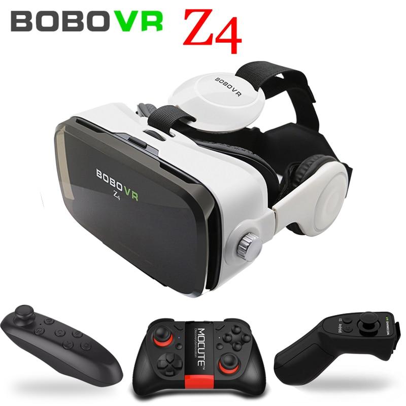Original BOBOVR Z4 Headset version Virtual Reality 3D <font><b>VR</b></font> <font><b>Glasses</b></font> cardboard bobo <font><b>vr</b></font> z4 <font><b>for</b></font> <font><b>3.5</b></font> - <font><b>6.0</b></font> <font><b>inch</b></font> <font><b>smartphones</b></font> Immersive