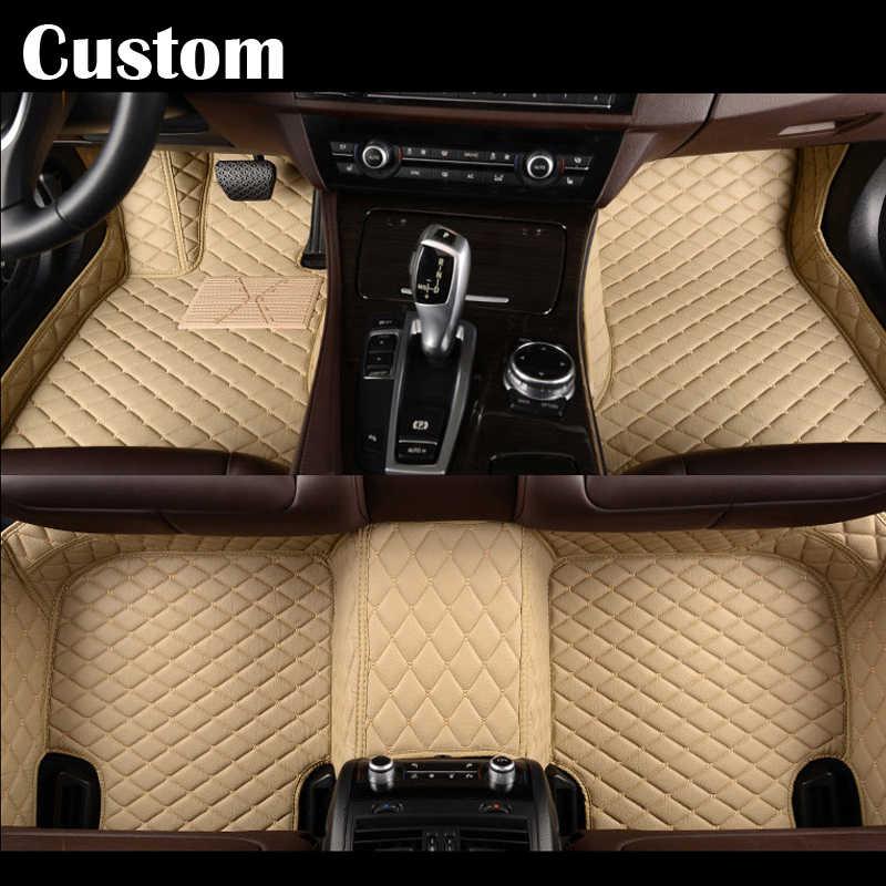 Land Rover Freelander 2 2013-2018 Car Mats Fully Tailored Black Floor Mats