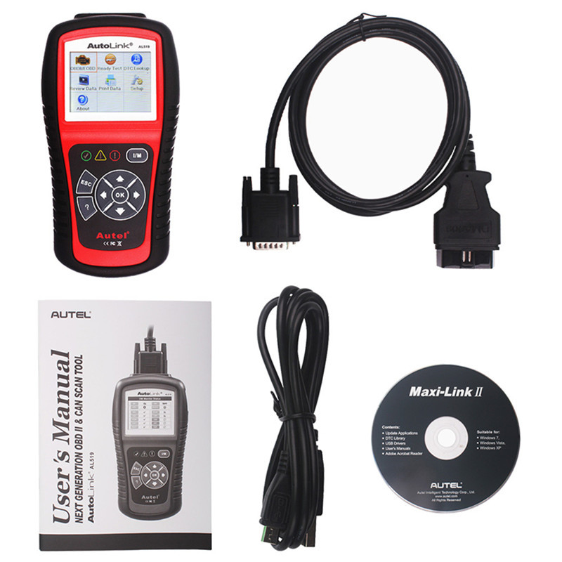 autel-al519-original diagnostic tool-11