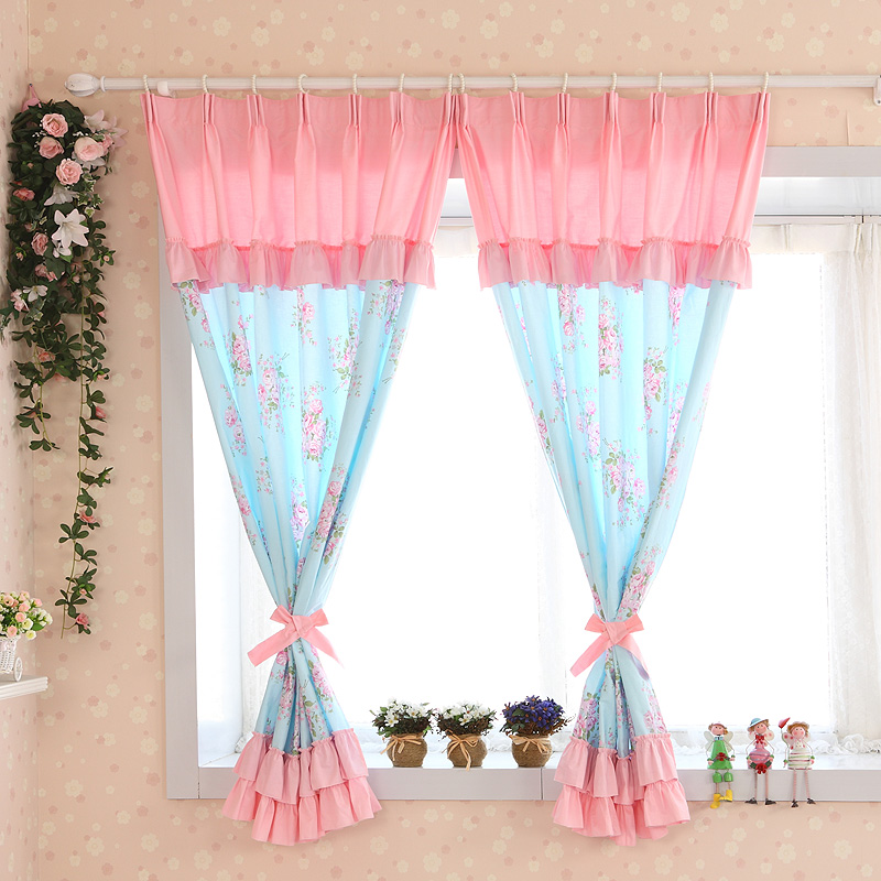 Modern luxury curtains for living room chinese window for Cortinas moradas para salon