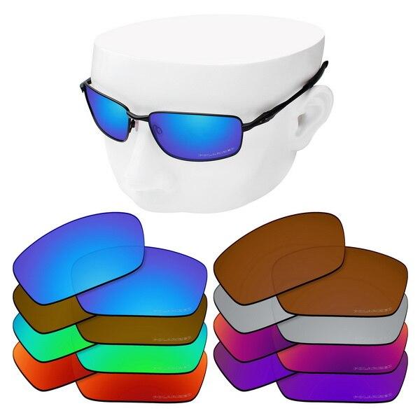 a4f0ed053d Cheap OOWLIT Anti Scratch lentes de recambio para Oakley Antix grabado gafas  de sol polarizadas,