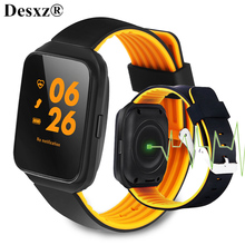 Smart Watch Blood Pressure Monitor Heart Rate Bluetooth Smartwatch men Call Message Reminder Wearable devices Bracelet Sports