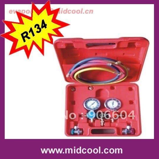 R134a refrigeration gauge set  цены