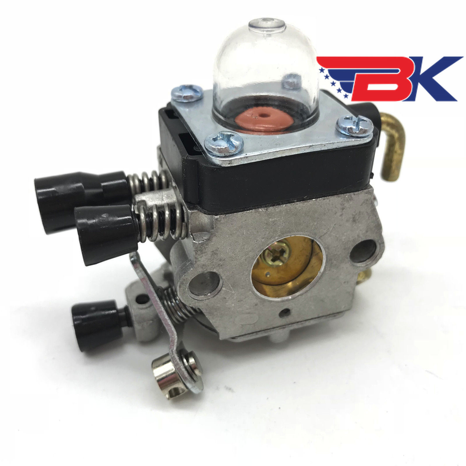 Zama OEM <font><b>Carburetor</b></font> <font><b>for</b></font> <font><b>Stihl</b></font> <font><b>FS38</b></font> HS45 <font><b>FS45</b></font> FC55 FS310 Trimmer 4228 120 0608 image