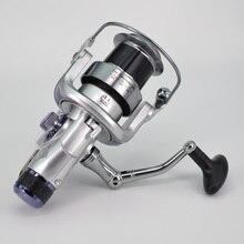 Carp Fishing Reel Baitrunner Free Runner KM50, 60 Spinning Reel Aluminium Spool