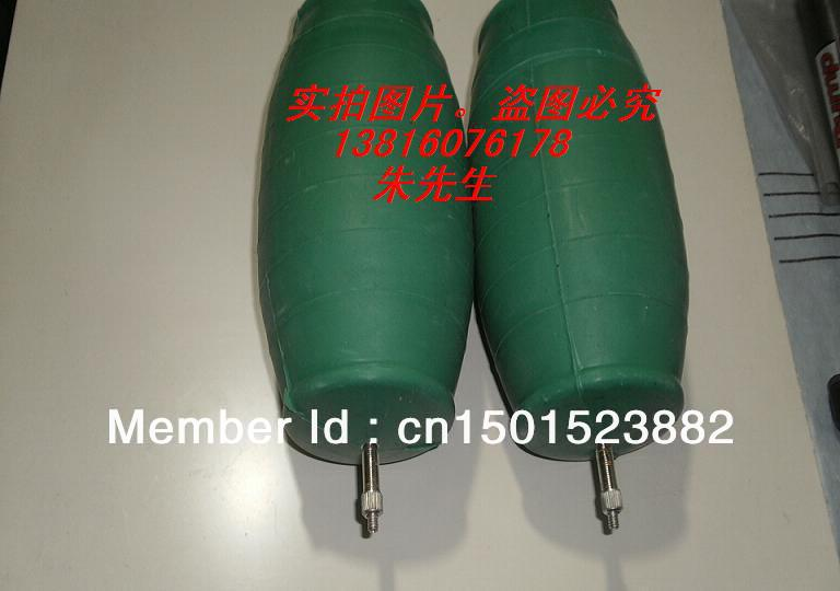 R$ 144 71 |Pipeline leak occluder bladder rubber ball pressure test plug  inflatable water shut off the water balloon experiment100mm em de no