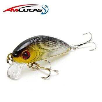 Amlucas Minnow Fishing Lure