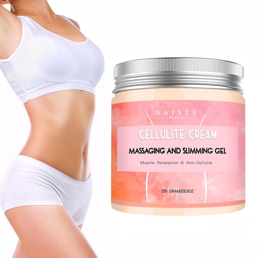 Cuerpo adelgazar crema Anti celulitis crema quemador de grasa cremas pérdida de peso adelgazar Chili cremas pierna cuerpo cintura para hombres/ las mujeres