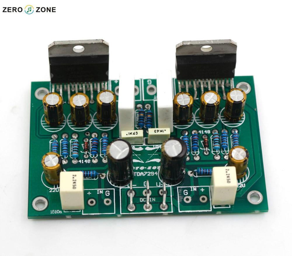 Tda7294 Mono Audio Amp Amplifier Board 8 Ohms 70w Dc 40 45v Diy In Bridge Power Circuit Diagram Electronic Project Gzlozone Stereo Pure
