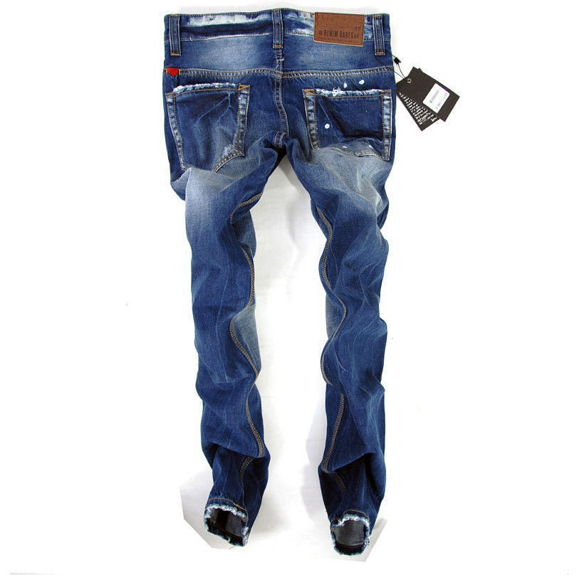Aliexpress.com : Buy Men's Jeans NWT 2015 New Style Free Shipping ...
