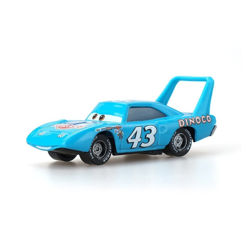 Disney Pixar Cars 3 Lightning Mcqueen Mater Jackson Storm Ramirez 1 55 Diecast Metal Model Toy Car Gift Toys For Children Kids in Diecasts Toy Vehicles from Toys Hobbies