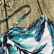 White Bandeau Falbala Bikini High Waist Ruffle Print Bottom Swimwear Push up Women Plus Size Bathing Suits XXL