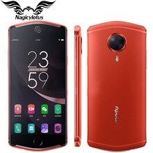 Новинка 2017 года meitu T8 4 г LTE смартфон мобильный телефон 5.2 «4 ГБ 128 ГБ MT6797 Octa Core 2.3 ГГц android M 12MP + 21MP Камера 3580 мАч