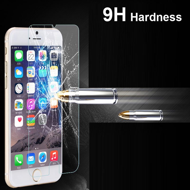 No Fingerprint 0.26mm Real Tempered Glass Film For Google Pixel 5 Arc Edge High Transparent Screen Protector Protective Guard
