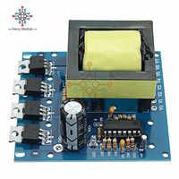 500 W Inverter Boost Board Transformator Power DC 12 V ZU AC 220 V Auto Converter Modul