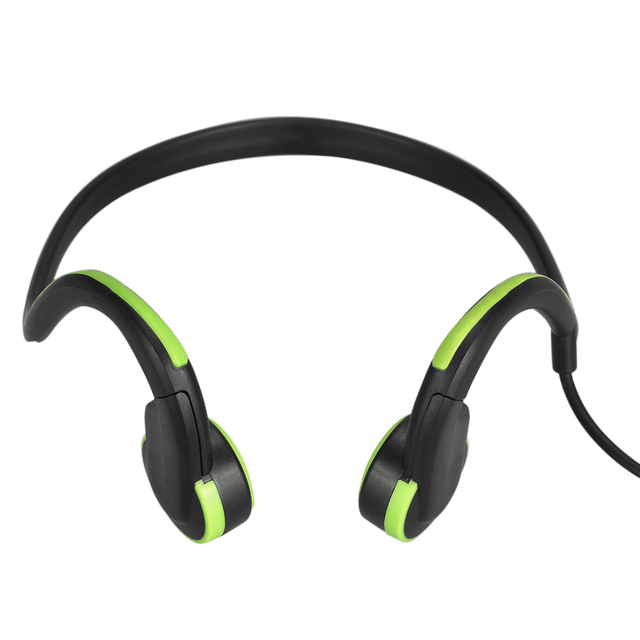 Wired Bone Conduction Headphones   Bone Conduction Headsets Wired Earphone Outdoor Sports Headphones