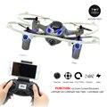 Мини Quadcopters Вертолет Wi-Fi Камера Drone Свет Дистанционного Управления дроны С Высокой Удержания Режим Использования Контроллера или Мобильный Телефон!