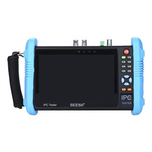 "Image 4 - SEESII 7""Touch Screen H.265 IP Camera Tester 4K 1080P IPC Camera CCTV TVI CVI AHD SDI CVBS HDMl PTZ Control Analog Video Test"