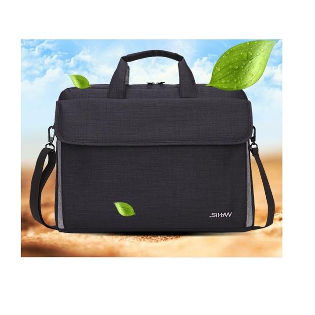 2017 nova moda homem magro mulheres 15.6 polegada computador portátil saco de viagem saco de ombro bolsa de negócios de alta qualidade presente