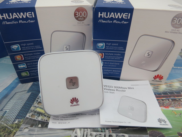 Free shipping Huawei WS323 300M Wifi Repeater Singal Booster