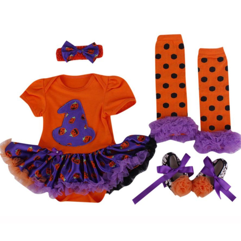 Newborn Christmas Clothes Baby Girls Clothing Set My First Halloween Baby Clothes Set Ruffle Tutu Dress New Born Baby Clothing my christmas cd