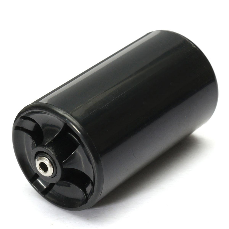 1Pcs AA To <font><b>D</b></font> Size Type LR20 <font><b>Battery</b></font> Converter <font><b>Adapter</b></font> Bracket Durable <font><b>Battery</b></font> Holder <font><b>Adapter</b></font> Conversion Tube Black image