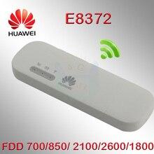 Разблокированный huawei e8372 150 Мбит/с, Wi-Fi, 4g модем роутер беспроводной huawei e8372 s модем 4g, Wi-Fi, e8372h-153 lte Wi-Fi usb 3g модемы