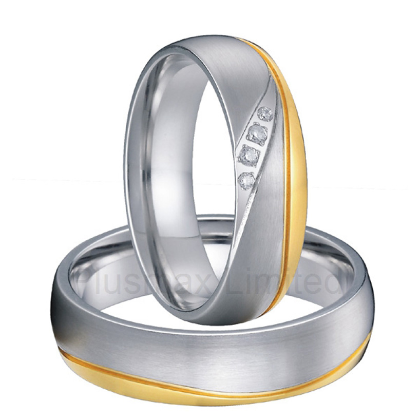 anel alliance titanium jewelry nice handmade custom promise wedding rings anel feminino cheap pure titanium jewelry wholesale a lot of new design cheap pure titanium wedding band rings