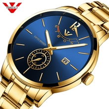 NIBOSI Watches Waterproof Top Brand Luxury Quartz Watch Men Sport Watch Fashion Casual Military Clock Male Relogio Masculino цена