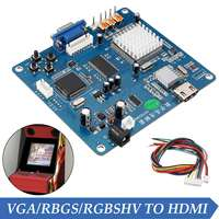 Arcade Game Video Output Converter Board VGA RGB CGA EGA YUV TO HDMI HD Jamma Arcade