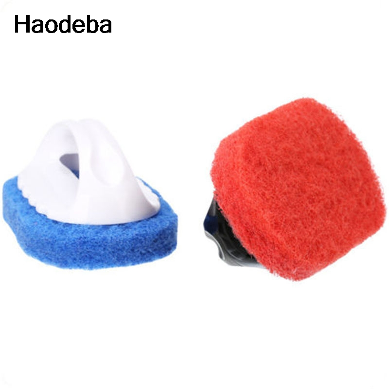 haodeba the large handle bathtub bathroom tile cleaning brush cleaning brush thick cotton sink big handle bathtub brush