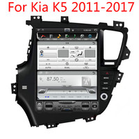 Wekeao touch Screen 10.4 Car Audio Multimedia Player For Kia K5 Optima Tesla Style Auto AM/FM Stereo radio Video MP4 GPS player