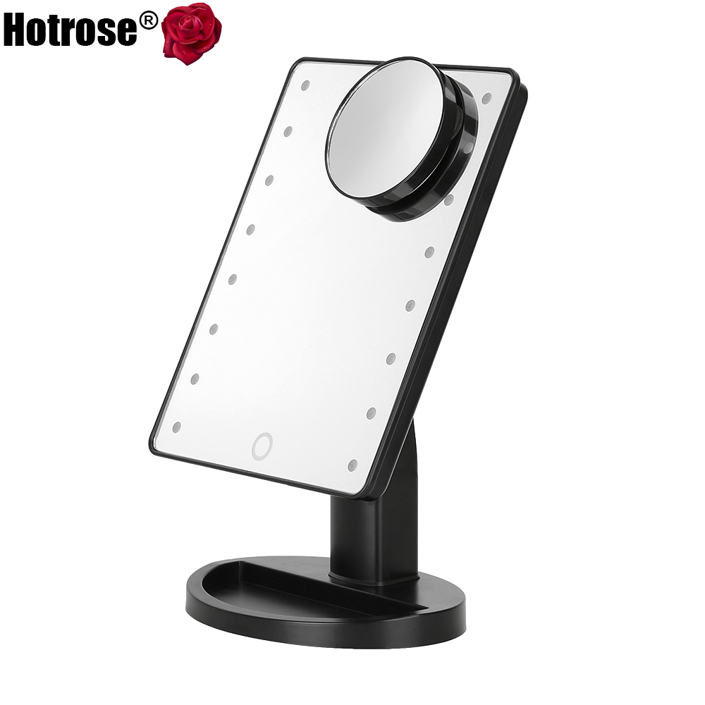 Online Buy Wholesale Led Makeup Mirror From China Led Makeup - Professional vanity mirror with lights