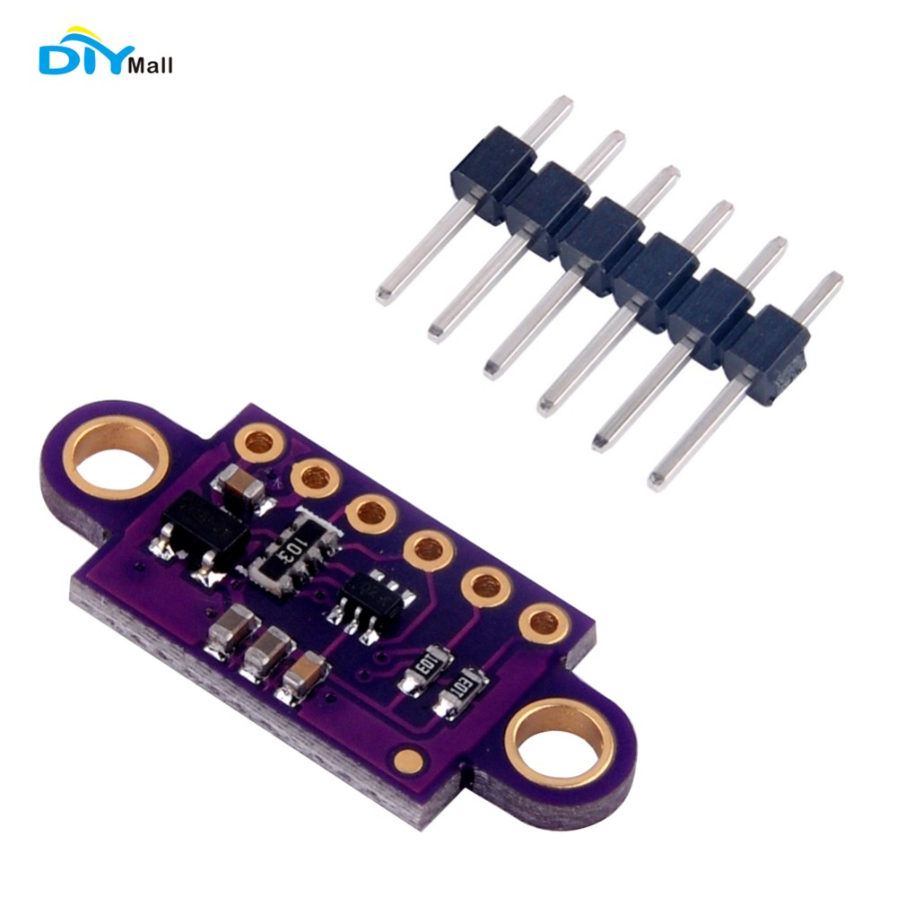 VL53L0X Time-of-Flight Distance Sensor Breakout GY-VL53L0XV2 Module for Arduino (3)