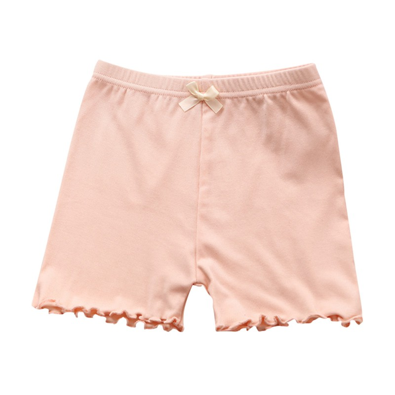 Shorts Lovely Children's Pants Underwear Toddler Girls Stretchy Safety Legging Panties 3-12Y Toddler Girl Clothes Accessories
