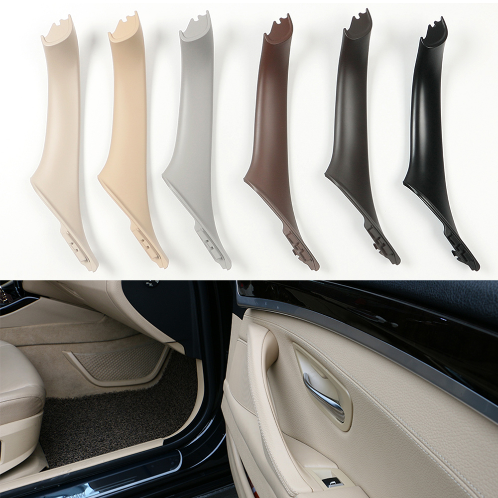For BMW F10 F11 F18 F30 520i 525i 5-Series Left Hand Driving Car Styling Interior Inner Door Handle Pull Trim Grip Cover