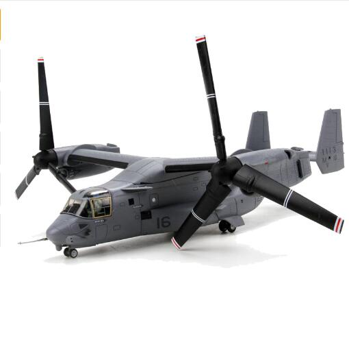 RC Helicopter Osprey V22 U.S Airforce Military Transport Aircraft 2.4G 4Ch Remote Control Drone Model RTF Electronic Hobby Toys