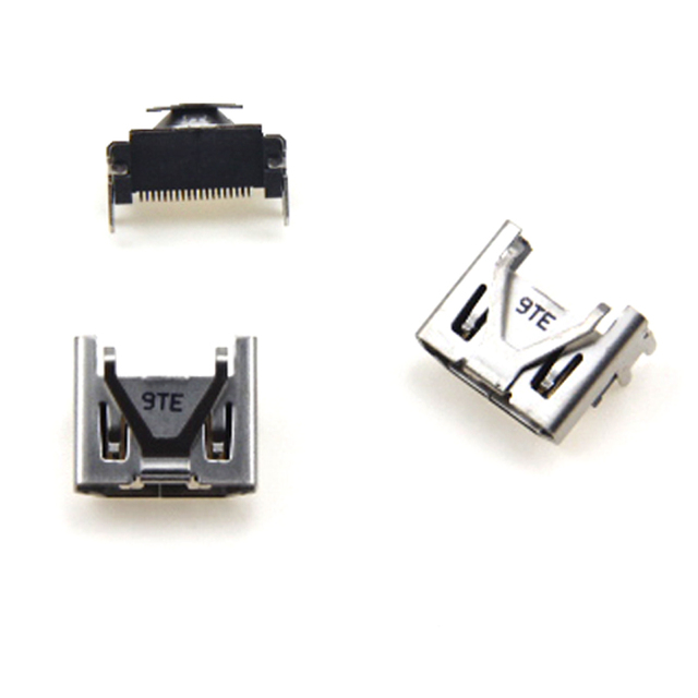 5-10PCS For Sony PlayStation PS 4 Pro & Slim Display HDMI-compatible Socket Jack Connector For PS4 Slim Console HDMI-compat Port 3