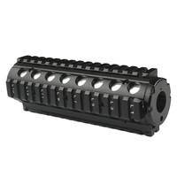 Hunting Accessories Picatinny Rail 6 6 Inch Tactical Handguard Rail System For Airsoft AEG M4 M16