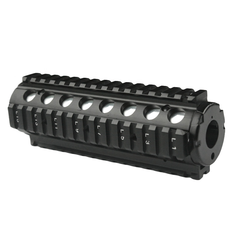 Hunting accessories Picatinny rail 6.6 inch tactical handguard rail system for Airsoft AEG M4 / M16 picatinny rail ras mre 12 inch handguard rail for m4 m16 ar15 aeg hunting