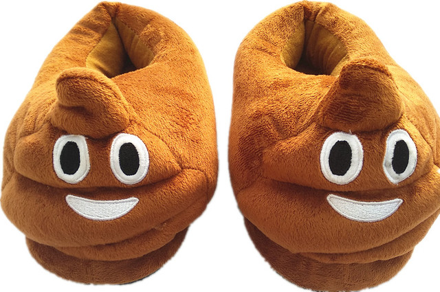 0939cd0978d9 adult cartoon indoor emoji slippers furry anime fluffy winter cute adult  women animal shoes house warm